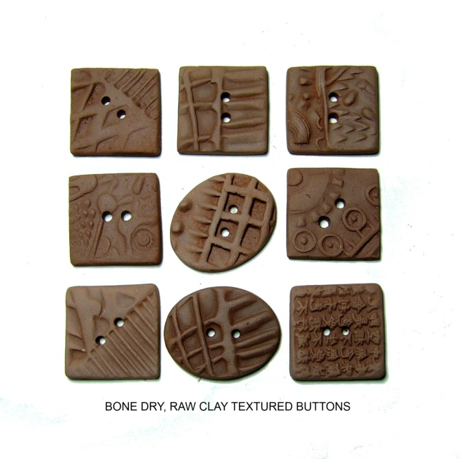 Making Clay Buttons 005